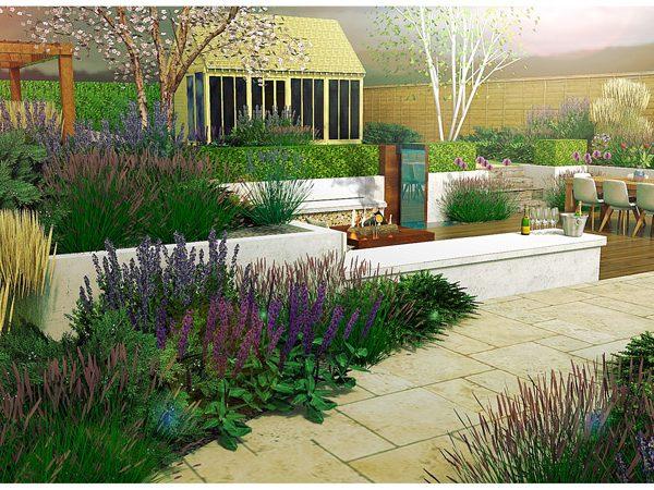 Garden Design   Pro Gardens   Oxfordshire & Warwickshire